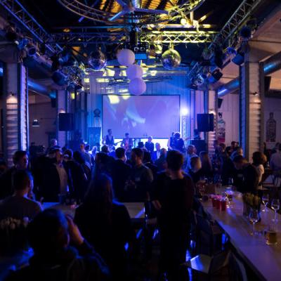 9to5 bei einem Auftritt 2019 im Mülheim an der Ruhr